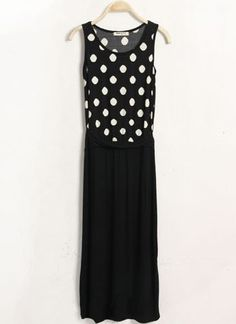 Opinion you black polka dot sundress fetish much