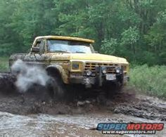 ford bronco in action - Yahoo Image Search Results