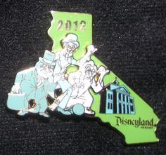 disneyland california pin