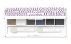 Natural Makeup - Clinique Limited Edition All About Shadow 6-pan eyeshadow palette designed by Jonathan Adler.12oz/3.6g ** Check this awesome product by going to the link at the image. (This is an affiliate link) #NaturalMakeupEyeLook