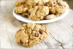 Trail Mix Cookies via @Marly Seeley | Namely Marly
