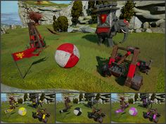 [Rock of Ages 2: Bigger & Boulder] Dev Blog - Personalizing your army. | In this first entry we'd like to talk about one of these new features, which is the ability to personalize your team through colors and banner icons.  | Click here to read it: https://steamcommunity.com/games/434460/announcements/detail/576838976578756740 #ACETeam #VideoGames #Gaming #RockOfAges #GameDev #IndieGame #PCGame #Comedy #TowerDefense #Racing
