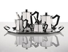 Alessi Ottagonale * tea and coffee service