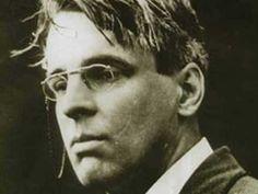 W.B. Yeats - one of Ireland's greatest poets.