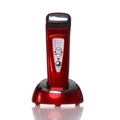 Infrared light penetrates below the surface of the skin to speed up the healing process and aid the cell renewal process. The infrared LED also creates a gentle and safe heating within the skin that stimulates collagen proliferation and helps to treat damaged skin. Negative ions work to aid product absorption, and prevent premature ageing, whilst positive ions work to loosen dirt and grime in the skin, leaving you with extremely clean skin #skincare #neoelegance #beautygadgets