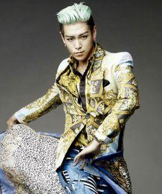 T.O.P (탑) of Big Bang (빅뱅) #KPop