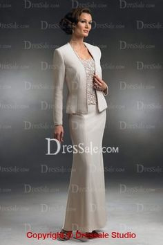 High Quality Simple And Fit Cut New Formal Dress With Coat