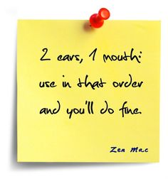 Zen Mac quote 23: words are silver, silence is golden and blah-blah-blah...:-)