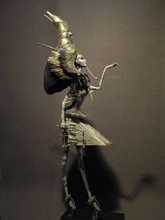 Обзор Cult, Horus by the Popovy Sisters ( http://www.popovy-dolls.com )