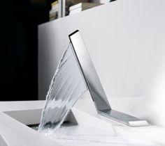 Elegant Bathroom Faucet By Octopus Design Munich