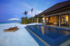 Atmosphere Kanifushi A stunning all-inclusive... | Luxury Accommodations