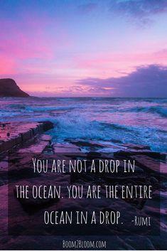 Rumi Quote Inspirational Quote #InspirationalQuotes #PositiveQuotes #RumiQuotes