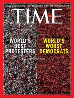 Egypt World's Best Protesters ... Mohamed Morsi World's worst democrats