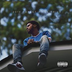 """J. Cole - """"2014 Forest Hills Drive"""""""