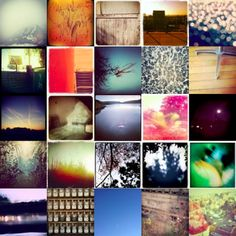 25 ambient musicians respond to one another's evocative Instagram photos.  This is perfect for our How We Express Ourselves unit!