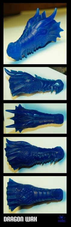 The Dragon by Dans-Magic.deviantart.com on @DeviantArt