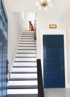 Polyurethane coats on painted stairs