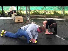 13 - Super Squat Hip Sequence pre-workout