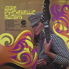 Jerry Cole - More Psychedellic Guitars (Vinyl, LP) at Discogs