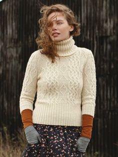 Whiting Knit Rowan Wintertide