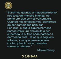 Trecho do livro O SAMSARA