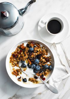 Granola & Coffee
