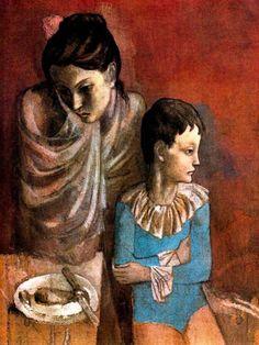 Pablo Picasso - Taringa! #art #Picasso #painting