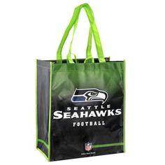 Seahawks Photoprint Reusable Bag #musthavegamedaygear