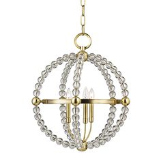 Danville  Chandelier by Hudson Valley Lighting