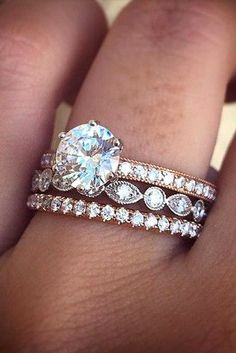 Mix and match wedding bands engagement rings pinterest gabriel minus the heart ones not for me junglespirit Image collections