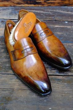 New Sprezzatura | dandyshoecare: Patina by Dandy Shoe Care