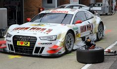 DTM Team Audi, Brands Hatch 2013 | Flickr - Photo Sharing!