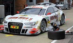 DTM Team Audi, Brands Hatch 2013 | Flickr - Photo Sharing!