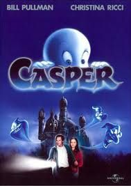 Casper.  I just bought this a few months ago on DVD and have watched it like 6 times so far.  It's 2012 people.