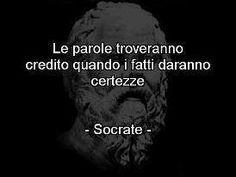 Socrate - parole e fatti