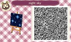 """musicallymajesticnutella: """" a night sky pattern, great for wallpapers or for adding to furniture! """""""