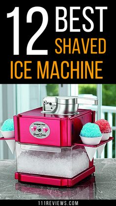 Looking For The Best Shaved Ice Machine? We Have Listed The Best Shaved Ice Machine For You & Make Your Own Flavored Ice Cones For This Summer! Kitchen Appliance Reviews, Kitchen Appliances, Cool Kitchen Gadgets, Cool Kitchens, Hawaiian Shaved Ice, Snow Cone Machine, Ice Shavers, Shaving Machine, Best Shave
