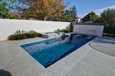 Infinity edge pool construction details google search for Pool design hamilton