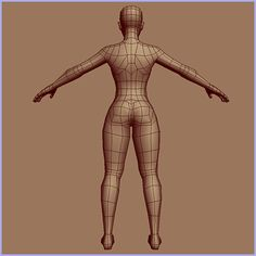 Model with eyes has 1930 polygons and 1815 vertexes. Model has nice UVs. Can be found here:...