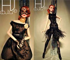 HJ Couture: Little Black Darkness & Dark Bird
