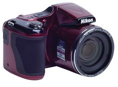 Cool Pix L820 - 16MP Nikon Camera. $230 from The Source.