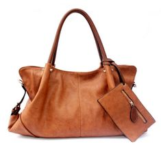 Blanca -Genuine Leather Designer Tassel Handbag