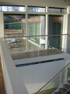 Glasværn til altan, terrasse og trappe sælges i Horsens