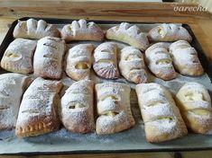Pudingové+taštičky+a+hrebene+(fotorecept) Treats, Cookies, Sweet, Recipes, Food, Fitness, Basket, Sweet Like Candy, Crack Crackers