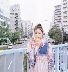 Girls and A Sense of Distance Yu Aoi, Mori Fashion, Fashion Photo, Mori Mode, Japanese Lifestyle, Forest Girl, Cute Japanese Girl, Hula Girl, Whimsical Fashion