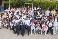 Gestora social entregó kits escolares a niños de Pereira