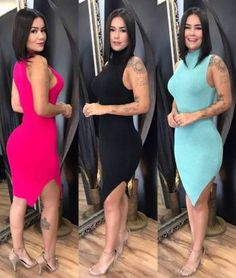 Swag Outfits For Girls, Curvy Outfits, Night Outfits, Cool Outfits, Casual Outfits, Teen Outfits, Look Fashion, Womens Fashion, Jumpsuits For Women