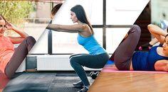 Donnez àvotre corps un peu d'attention, avec le défi abs and squats challenge; et stimulez/tonifiez votre cœur, vos jambes ainsi que vos muscles de fesses. Ceci est l'un des défis les plus populaires à ce jour et promets de meilleurs résultats, si vous en tenez à lui 😉 Exercices impliquez: 1. Sit-ups (redressement assis): Faire …