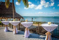 All inclusive Florida wedding at Beach weddings Key Largo Lighthouse wedding venue