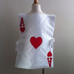 Playing card dance costumes for Alice In Wonderland | Dance Festival Costumes